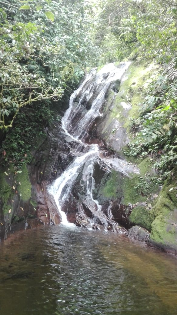 Anakiwi waterfall